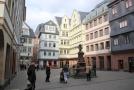 Nejnovější staré město ve Frankfurtu nad Mohanem.