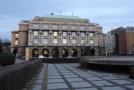 Budova Filozofické fakulty Univerzity Karlovy v Praze.
