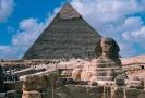 Turistům se opět zpřístupní Rachefova pyramida.