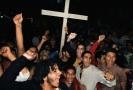 Křesťanští Koptové tvoří v Egyptě zhruba deset procent populace.