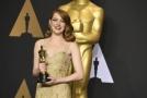 Emma Stoneová slaví třicetiny.