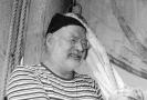 Spisovatel Ernest Hemingway.