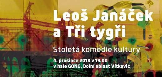 Ostravský galakoncert Janáček a Tři Tygři uctí regionální umělce