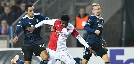 ŽIVĚ: Slavia - Kodaň 0:0. Přiblíží se domácí k postupu?