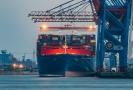 Hamburský přístav.