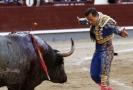 Zápas s býky (ilustrační foto).