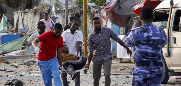 Novy Zeland Utok Photo: Počet Obětí útoku V Somálském Mogadišu Vzrostl