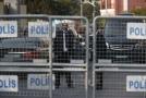 Saúdskoarabské velvyslanectví v Turecku po smrti novináře Džamála Chášukdžího.