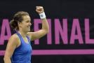 Barbora Strýcová se nedělními zápasy rozloučí s reprezentací.