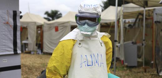 Lékař v Kongu.