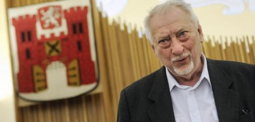 Novinář a chartista Jan Petránek.