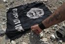Vlajka Islámského státu.