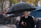 Vladimír Putin v Paříži při oslavách 100. výročí konce první světové války.