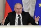 Ruský prezident Vladimir Putin (ilustrační foto).