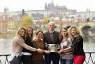 České tenistky čeká po finále Fed Cupu volno.