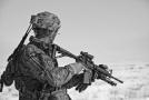 Podezřelý vystupoval jako voják na zahraniční misi v Afghánistánu (ilustrační foto).