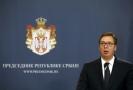 Srbský prezident Aleksandar Vučić.