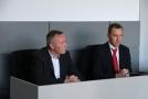 Obviněný Karel Kadlec (vlevo).