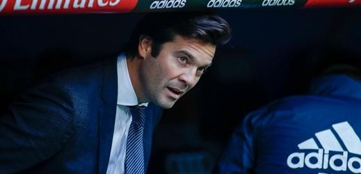 Santiago Solari povede Real Madrid do konce sezony.
