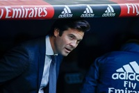 Santiago Solari povede Real Madrid do konce sezony.