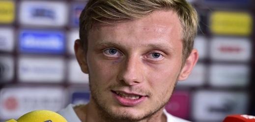 Ladislav Krejčí, jeden z navrátilců do fotbalové reprezentace.