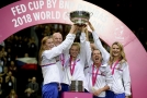 České tenistky nadále kralují žebříčku Fed Cupu.