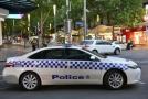 Australská policie.