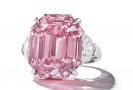 Růžový diamant Pink Legacy.