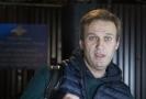 Vůdce ruské opozice Alexej Navalnyj.