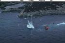 Norská fregata je po srážce s tankerem už skoro celá pod vodou