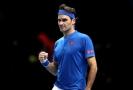 Roger Federer druhý zápas vyhrál a stále je ve hře o semifinále.