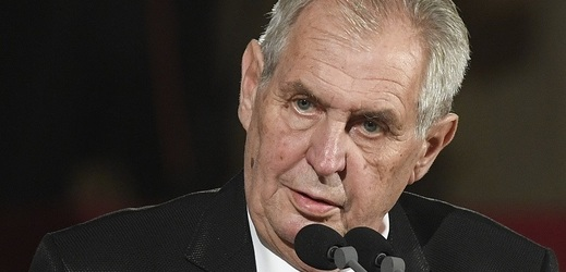 Prezident Miloš Zeman se vyjádřil k únosu Andreje Babiše mladšího.