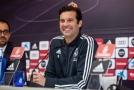 Santiago Solari zůstane u Realu i nadále.