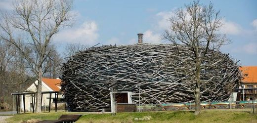 Farma Čapí hnízdo.