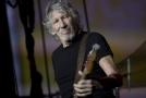 Britský zpěvák Roger Waters.