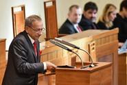 Kubera se stal předsedou Senátu, ve finále porazil Hampla
