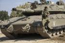 Násilí v Pásmu Gazy.
