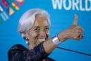 Šéfka Mezinárodního měnového fondu (MMF) Christine Lagardeová.