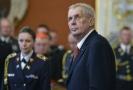 Poradní tým prezidenta Miloše Zemana projedná téma obrany země.