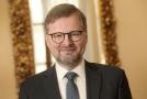 Lídr ODS Petr Fiala je představitelem největší opoziční strany.