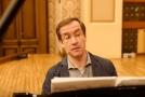 Ruský pianista Nikolaj Luganskij.