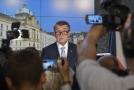 Andrej Babiš se na tiskové konferenci vyjádřil k reportáži Seznam zpráv.