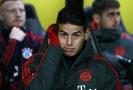 Fotbalistům Bayernu Mnichov bude několik týdnů chybět James Rodríguez.