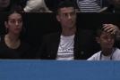 VIDEO: Ronaldo bojoval s tenisákem, trumfl ho starší syn.