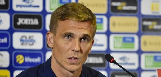Kapitán české fotbalové reprezentace Bořek Dočkal.