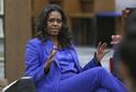 Michelle Obamová.