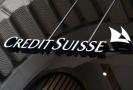 Pobočka Credit Suisse.
