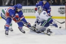 Filip Chytil se v NHL trefil podruhé za sebou, Rangers ale prohráli.