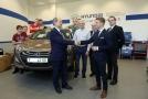 Hyundai Motor Czech daroval studentům automobil pro studijní účely