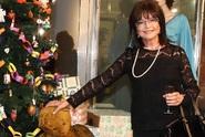 Legendární hlasatelka vždy schytala vánoční službu. Kolegyně jí ale záviděly!